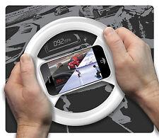 Clingo Universal Gaming Lenkrad für Ihr Smartphone Handy, perfekt für Rennspiele