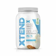 XTEND Pro | 100% Whey Protein Isolate | Keto Friendly + 7g BCAAs