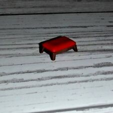 Playmobil 5300 Victorian Mansion 5320 Red Foot Stool #9