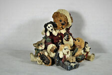 Boyds Bears Figurines: Kringle and Company