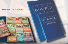 Raccoglitore Carte Pokemon Magic Yu Gi Oh Album Ultra Pro Collectors Digimon