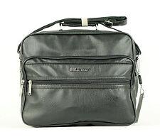 Bag Street Herren-Messengertaschen/- Schultertaschen aus Kunstleder