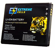 forExtremecells battery galaxy Samsung xcover GT-S5690 as EB484659VU Battery