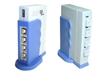 New 4-Port USB Switch for Printer Hub Device Sharing