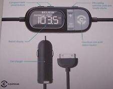 Belkin ClearScan Fm Transmitter + Charger for All iPod