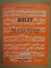 PIANOFORTE WOLFF IL PICCOLO PISCHNA 48 ESERCIZI