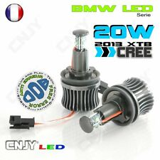 KIT ANGEL EYES CREE LED 20W XTB H8 BMW E92 E93 2008~ serie 3 M3 328 335 i coupe