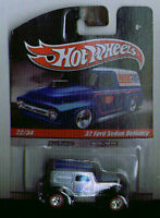 Hot Wheels Delivery #22 32 Ford Sedan Delivery GRAY