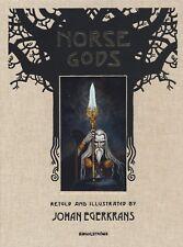 Norse Gods (2017) Johan Egerkrans