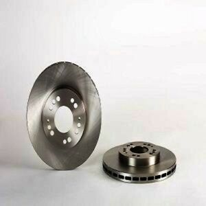 Brembo 09.7939.10 Disc Brake RotorFront|12 Month 12,000 Mile Warranty