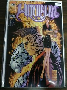 WITCHBLADE 15 & 16 VF/NM [MICHAEL TURNER COVER/ART] IMAGE PA14-173