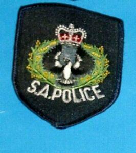 South Australia Obsolete Police Shoulder Patch