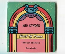 Men At Work SEALED (!) 3-INCH-cd-maxi © 1989 CBS USA 2-track HALL OF FAME series