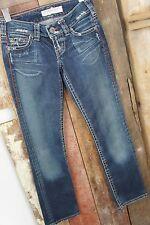 1921Jeans * Jeans Denim * Caprihose 7/8 * Urban Look * Street * W25 L28 - Gr 34