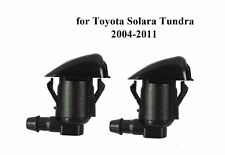 2Pcs Windshield Wiper Spray Jet Washer Nozzle For Toyota Solara Corolla Tundra