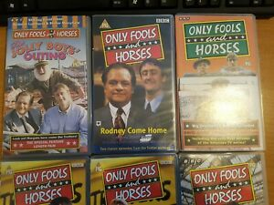 Only Fools And Horses - Mother Nature's Son (VHS/SH, 1999) Untested