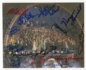 Night of 100 Stars Signed by 19 Greats - Autographed 8x10 Photo