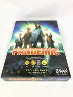 Pandemic Board Game Z-Man Games 2012 ZM7101 Award Winning Complete