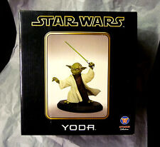 Star Wars Attakus Yoda Classic Statue New from 2004 Limited Edition