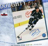Drew Doughty SIGNED Los Angeles Kings 8X10 Photo - 70183