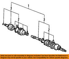 GM OEM Front Drive-CV Shaft Axle Assy 30018148