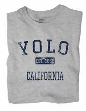 Yolo California CA T-Shirt EST