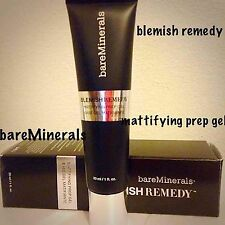 ❤❤❤  BARE MINERALS Blemish Remedy Mattifying Prep Gel Primer 1G SAMPLE ❤❤❤