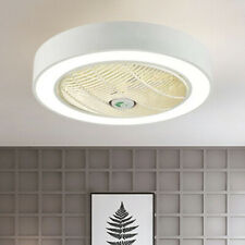 New ListingModern Ceiling Fans Dimmable Led Lights Chandelier Fan with Remote Control