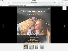 New !! Prismacolor Verithin Colored Pencils, 24 count sealed