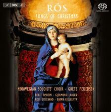 Michael Praetorius : Ros: Songs of Christmas CD (2013) ***NEW***