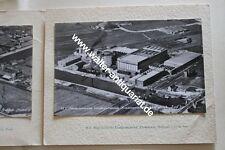 Foto-Album Linoleum Krommenie Amsterdam Hafen Rotterdam Reise 1956 Luxembourg...