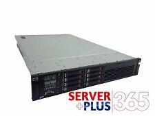 Enterprise HP ProLiant DL380 G7, 2x 2.66GHz 6-core, 128GB RAM, 8x 450GB 6G SAS