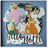 ShopDisney Lady and the Tramp Bella Notte Jumbo Pin ~ SOLD OUT Limited Edition