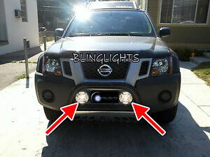 """BlingLights 6"""" Off Road Auxiliary Driving Lights Kit for Nissan Xterra"""