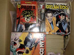 DYLAN DOG 1-199 + SPECIALI E ALMANACCHI