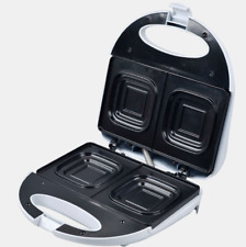 MAXIM NON-STICK DEEP DISH SANDWICH MAKER PRESS TOASTER JAFFLE IRON