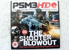 21197 PSM3 DVD/HD Movies Issue 127 June - Sony PS3 Playstation 3 (2010) VFD 4247