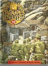 TROUPE D ELITE N° 75 OS TERRIVEIS , AFRIQUE DU SUD / 11 e CHOC / ANGES DE COREE