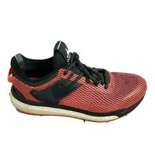 Adidas Response Boost Red Black Men's Running Shoes Size 8
