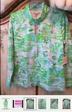 🏌NWT Lilly Pulitzer HONDA CLASSIC XL Popover 🐻 THE BEAR TRAP Perf Placement ⛳