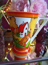 Past Times Art Deco Clarice Cliff Style Mug