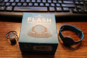 Misfit Flash Fitness + Sleep Monitor Reef Teal New Battery