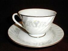 Fine China Japan Grantcrest BOUQUET Cup Saucer/s