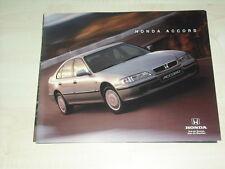 44784) Honda Accord Prospekt 03/1997