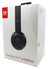 New Authentic Beats by Dr. Dre Solo 3 Wireless Bluetooth Headband Headphones