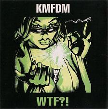 KMFDM WTF?! CD 2011