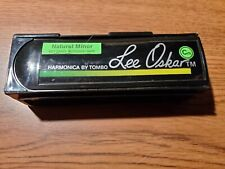 Used Lee Oskar Harmonica in Great Condition; Key Cm Natural Minor