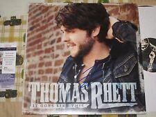 "Thomas Rhett It Goes Like This SIGNED NEW Record Vinyl 12"" JSA COA LP cd country"