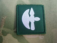 Royal Logistics Corps 102 Brigade RLC Combat Jacket/Shirt Vlcro TRF Patch/Badge