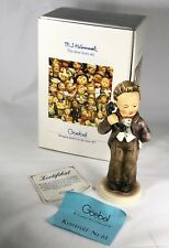 Hummel Figurine, Hello Chef, Le Chef, Kontroll Nr. 61, 124/0, Goebel, W. Germany